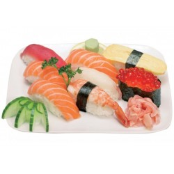Menu Sushi Jiu (6 sushis)